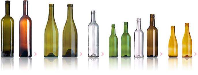 Bague bouteille vin